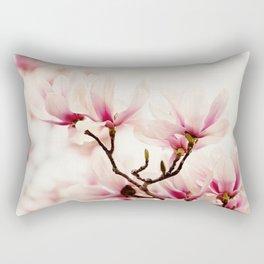 Japanese Magnolia I Rectangular Pillow
