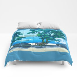 Of Boats and Summer Comforters