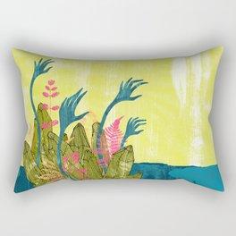 l'isola di calipso Rectangular Pillow