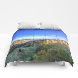 Edinburgh City View Comforters