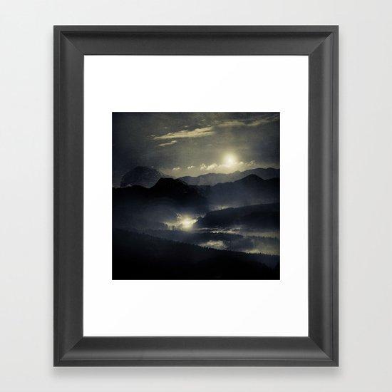 Chapter VIII Framed Art Print