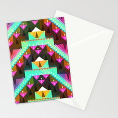 Aztec Mountain Stationery Cards