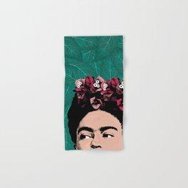 Floral Frida Hand & Bath Towel