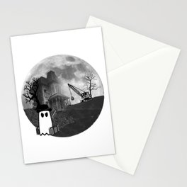 Homeless Ghost Stationery Cards