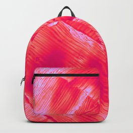 Heirloom Tomato Red Abstract Art   Backpack