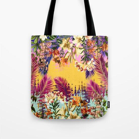 Tropical Time Tote Bag