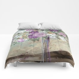 January Floral Comforters