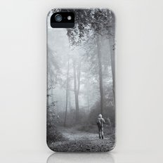 seeking silence Slim Case iPhone (5, 5s)