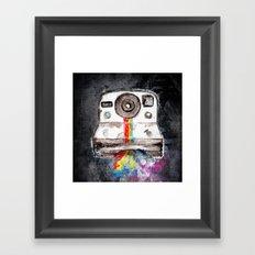 Instant Art Framed Art Print