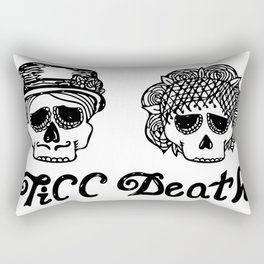 Till Death Rectangular Pillow