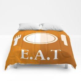 Eat Comforters