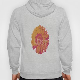 Lost Flower T-shirt Hoody