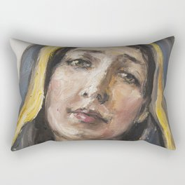 Beloved mother Rectangular Pillow
