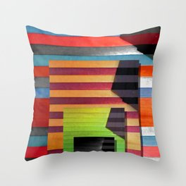 The Problem with Perspective 24a. Throw Pillow