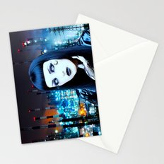 Electric Fields Forever Stationery Cards