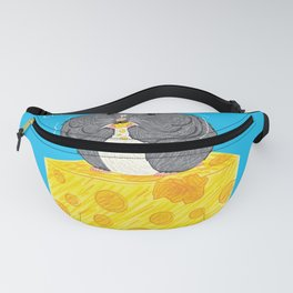 O.M. Cheese Fanny Pack