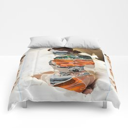 Life in the Fast Lane Comforters