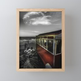 Ticket to Ride Framed Mini Art Print