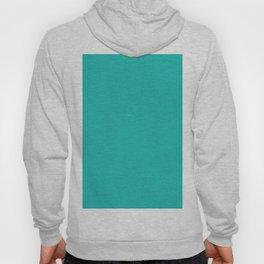 Teal Blue Sea Green Hoody