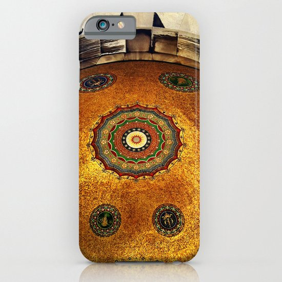 Gold Dome iPhone & iPod Case