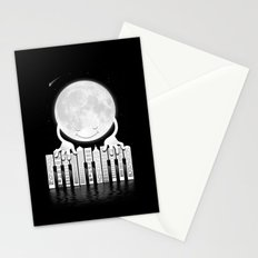City Tunes Stationery Cards