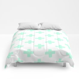 Blue Cross Comforters