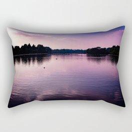 The Serpentine Rectangular Pillow