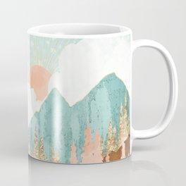 Winter Forest Vista Coffee Mug