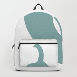 chili fruit green color pastel | elegant Backpack