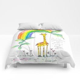 A Happy Talent Comforters