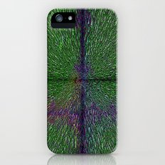 Abstract  Dimensional Art iPhone (5, 5s) Slim Case