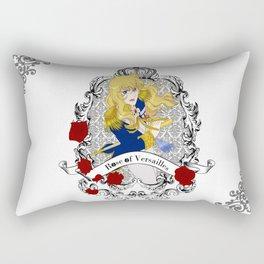 Rose of Versailles Rectangular Pillow