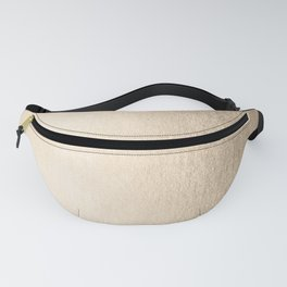 White Gold Sands Fanny Pack