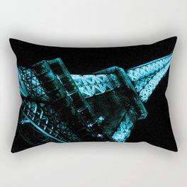 Paris Eiffel Tower Rectangular Pillow