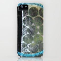 Blue Circle iPhone (5, 5s) Slim Case