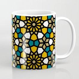 Persian Mosaic – Marigold Palette Coffee Mug