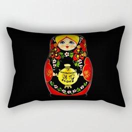 Russian souvenir Rectangular Pillow