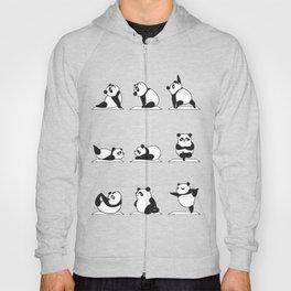 Panda Yoga Hoody