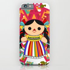 Maria 2 (Mexican Doll) Slim Case iPhone 6