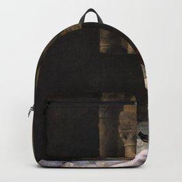Alexandre Louis Leloir - The ambush - Digital Remastered Edition Backpack