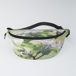Butterflies and Apple Blossoms Fanny Pack