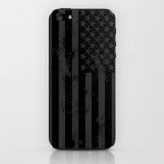 American Brain Flag iPhone & iPod Skin