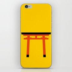 Torii (鳥居) (eastern portal) iPhone & iPod Skin