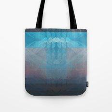 Sunset Mountains 3 Tote Bag