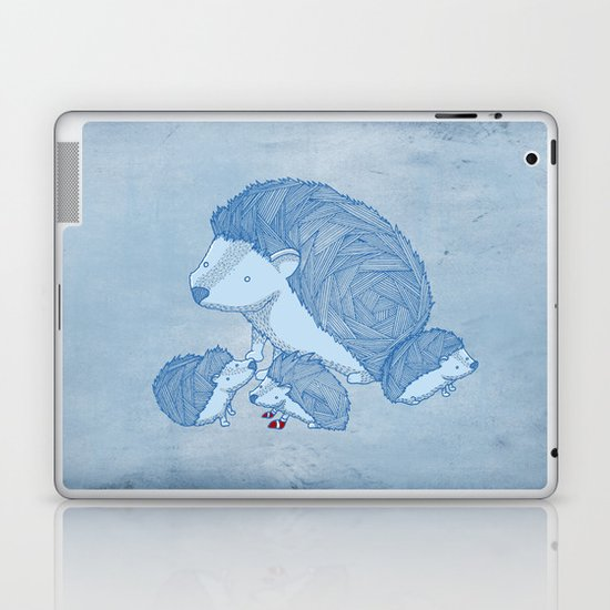 When he was young Laptop & iPad Skin