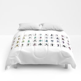 Fashion Rainbow Comforters