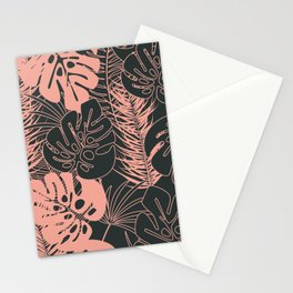 Tropical pattern 034 Stationery Cards