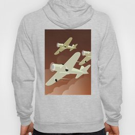 Airplanes Hoody
