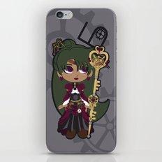 Steampunk Sailor Pluto - Sailor Moon iPhone & iPod Skin