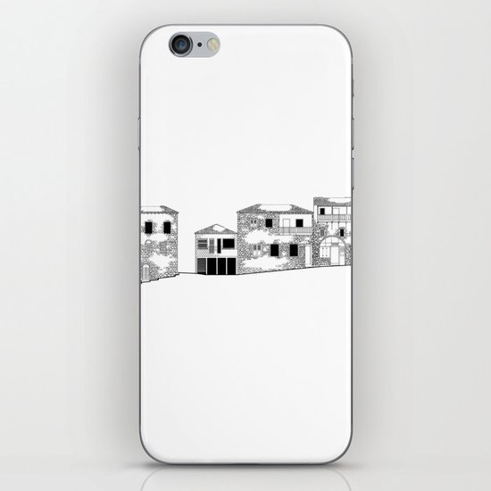 Traditional Settlement iPhone & iPod Skin